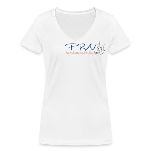 prn2 - T-shirt bio col V Stanley & Stella Femme