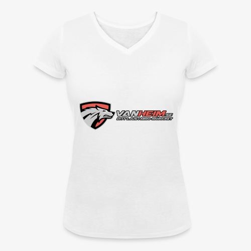 Vanheim liten - Ekologisk T-shirt med V-ringning dam från Stanley & Stella