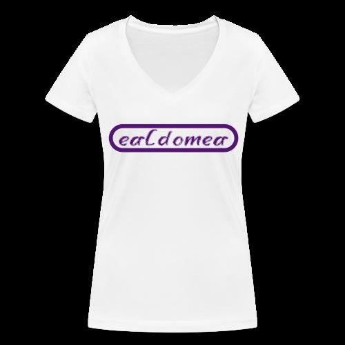 ealdomea-sport - Women's Organic V-Neck T-Shirt by Stanley & Stella