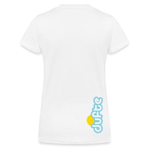 dufte V-Shirt - Frauen Bio-T-Shirt mit V-Ausschnitt von Stanley & Stella