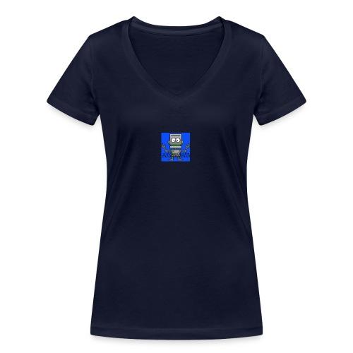 addminator - Ekologisk T-shirt med V-ringning dam från Stanley & Stella