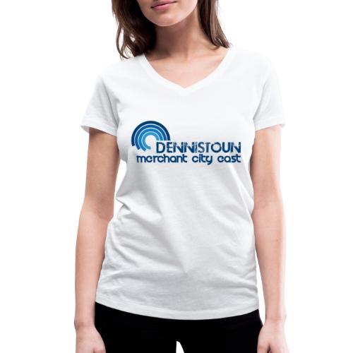 Dennistoun MCE - Women's Organic V-Neck T-Shirt by Stanley & Stella