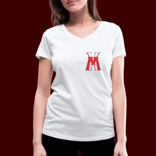 YMsze - T-shirt bio col V Stanley & Stella Femme