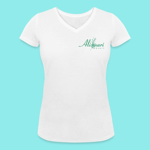 alismari - Vrouwen bio T-shirt met V-hals van Stanley & Stella