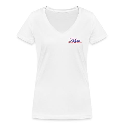 PATACCA PRODUCTION - T-shirt ecologica da donna con scollo a V di Stanley & Stella
