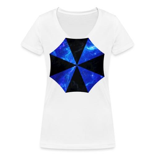 USCORP Logo - Frauen Bio-T-Shirt mit V-Ausschnitt von Stanley & Stella