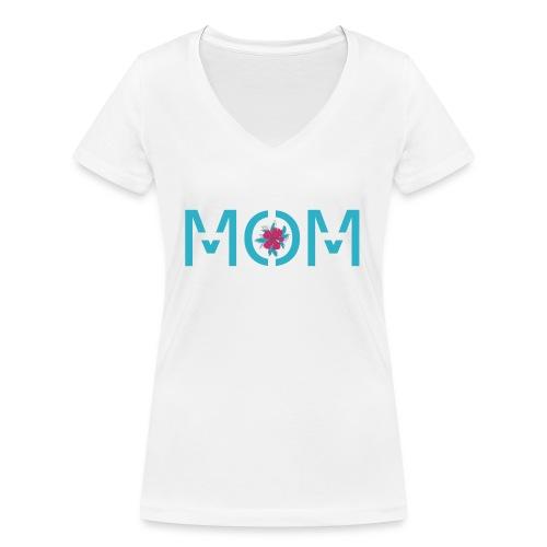MOM - T-shirt bio col V Stanley & Stella Femme