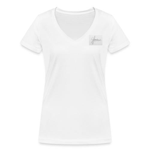 Stan's Small Citizien - Frauen Bio-T-Shirt mit V-Ausschnitt von Stanley & Stella