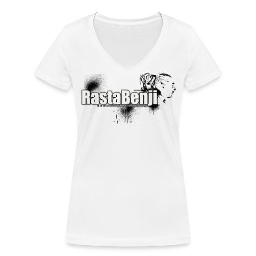 Unbenannt 1 png - Frauen Bio-T-Shirt mit V-Ausschnitt von Stanley & Stella