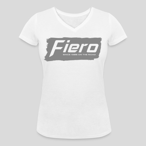 Fiero + Since 1985 on the - Frauen Bio-T-Shirt mit V-Ausschnitt von Stanley & Stella