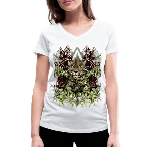 sogno tropicale - T-shirt ecologica da donna con scollo a V di Stanley & Stella