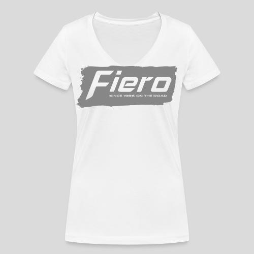Fiero + Since 1986 on the - Frauen Bio-T-Shirt mit V-Ausschnitt von Stanley & Stella