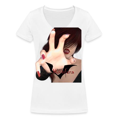Take it - Frauen Bio-T-Shirt mit V-Ausschnitt von Stanley & Stella