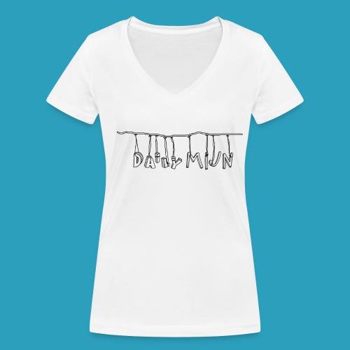 opnieuw png - Vrouwen bio T-shirt met V-hals van Stanley & Stella