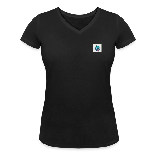 souncloud - Women's Organic V-Neck T-Shirt by Stanley & Stella