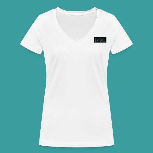 simmetria intelletuale - T-shirt ecologica da donna con scollo a V di Stanley & Stella
