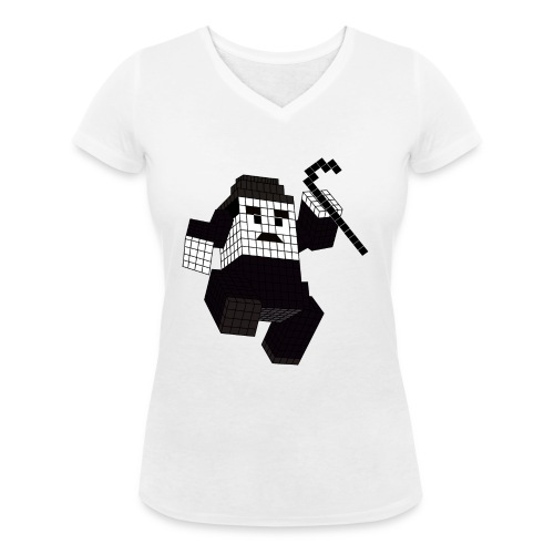 charlie - T-shirt bio col V Stanley & Stella Femme