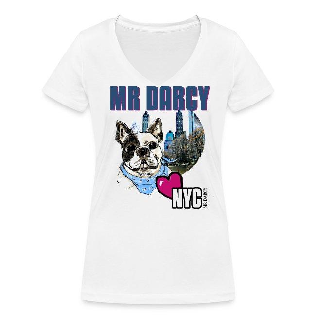MR DARCY LOVES NYC