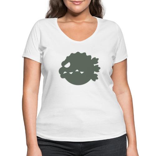 GOJIRA - T-shirt bio col V Stanley & Stella Femme