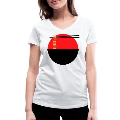 RAMEN - T-shirt bio col V Stanley & Stella Femme