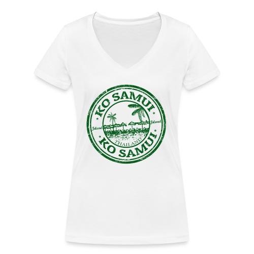 Logopit 1522869455012 1 - T-shirt bio col V Stanley & Stella Femme