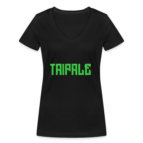 Taipale - Stanley & Stellan naisten v-aukkoinen luomu-T-paita