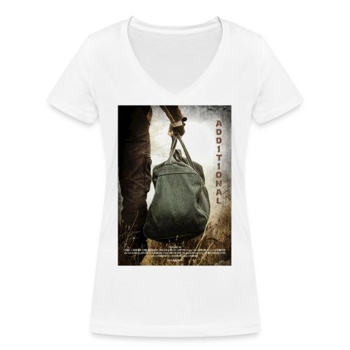 afficheadditionaltest01 - T-shirt bio col V Stanley & Stella Femme
