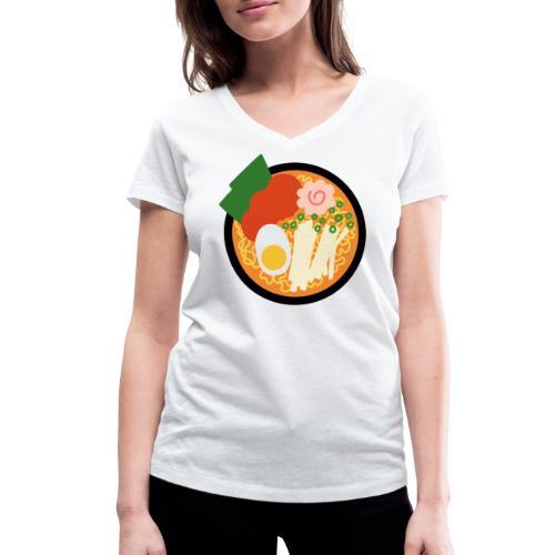 RAMEN SPIRALE - T-shirt bio col V Stanley & Stella Femme