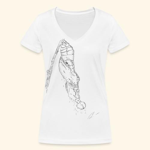 baco fata - T-shirt ecologica da donna con scollo a V di Stanley & Stella