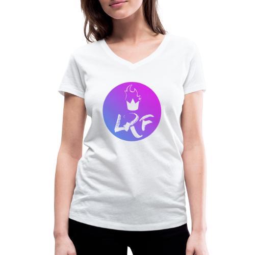 LRF rond - T-shirt bio col V Stanley & Stella Femme