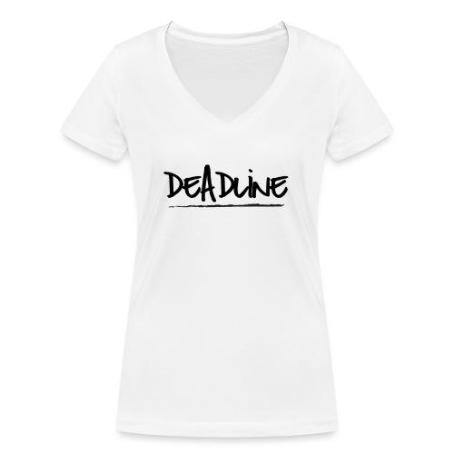 Deadline #2 Festival T Shirt - Frauen Bio-T-Shirt mit V-Ausschnitt von Stanley & Stella