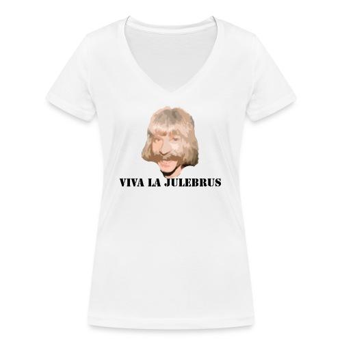 juul - Økologisk T-skjorte med V-hals for kvinner fra Stanley & Stella