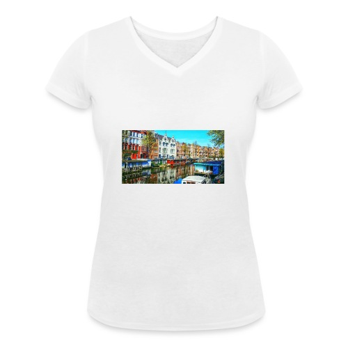 image - T-shirt bio col V Stanley & Stella Femme