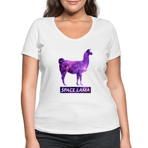 SPL_Motiv - Frauen Bio-T-Shirt mit V-Ausschnitt von Stanley & Stella