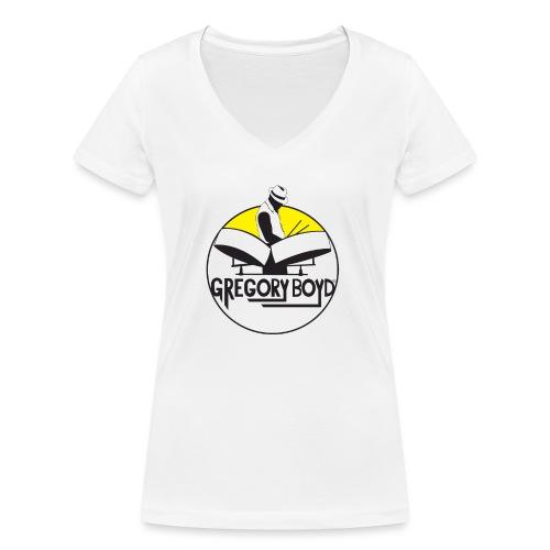 INTRODUKTION ELEKTRO STEELPANIST GREGORY BOYD - Økologisk Stanley & Stella T-shirt med V-udskæring til damer