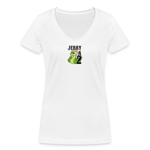 chechepent - T-shirt bio col V Stanley & Stella Femme