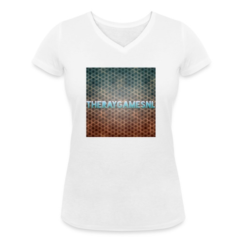 TheRayGames Merch - Women's Organic V-Neck T-Shirt by Stanley & Stella