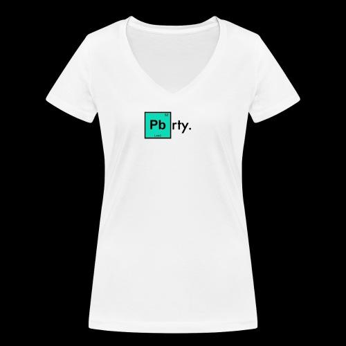 Chemistry Top. - Women's Organic V-Neck T-Shirt by Stanley & Stella