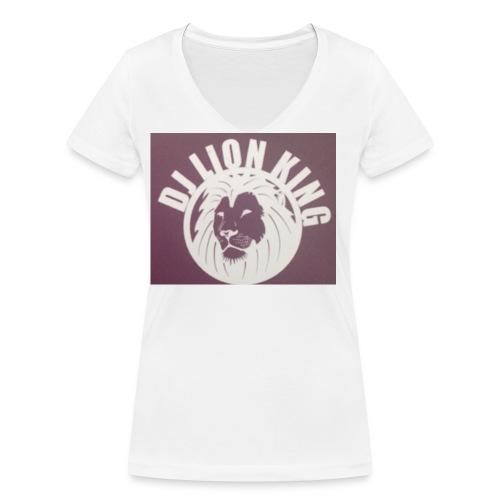 2B1D1E93 1FCE 4061 B078 C6ECC5E09C48 - Frauen Bio-T-Shirt mit V-Ausschnitt von Stanley & Stella