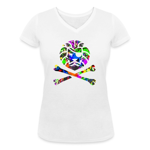 Team Anish - T-shirt bio col V Stanley & Stella Femme