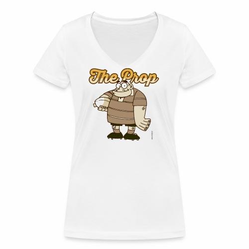 Prop_Marplo_mug.png - T-shirt ecologica da donna con scollo a V di Stanley & Stella