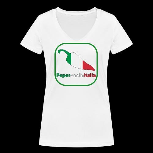 T-Shirt unisex classica. - T-shirt ecologica da donna con scollo a V di Stanley & Stella
