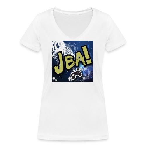 JBAGAMEZ - Women's Organic V-Neck T-Shirt by Stanley & Stella