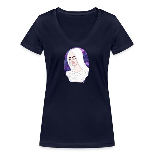 GIPSY - Women's Organic V-Neck T-Shirt by Stanley & Stella