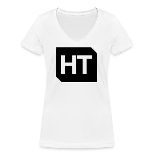LITE - Women's Organic V-Neck T-Shirt by Stanley & Stella