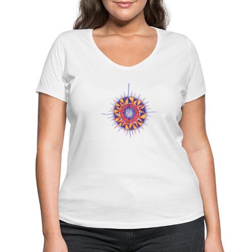 I & I - Women's Organic V-Neck T-Shirt by Stanley & Stella