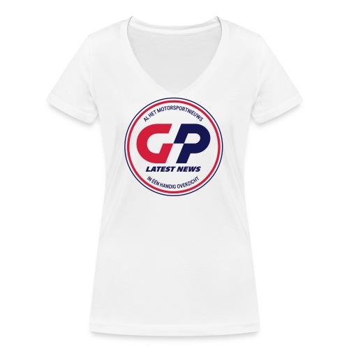 retro - Women's Organic V-Neck T-Shirt by Stanley & Stella
