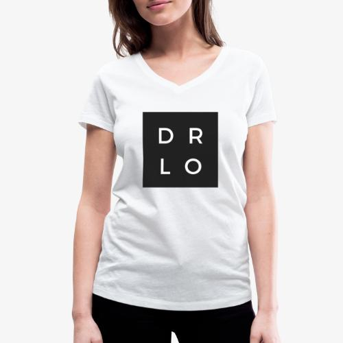 DRLO - Women's Organic V-Neck T-Shirt by Stanley & Stella