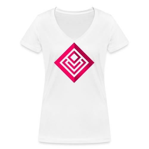 Cabal - Women's Organic V-Neck T-Shirt by Stanley & Stella
