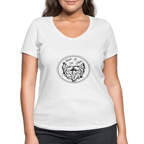 Terreur des mers - T-shirt bio col V Stanley & Stella Femme